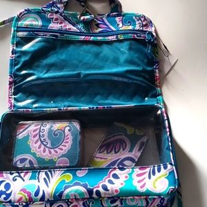 NWT Vera Bradley Travel Bundle